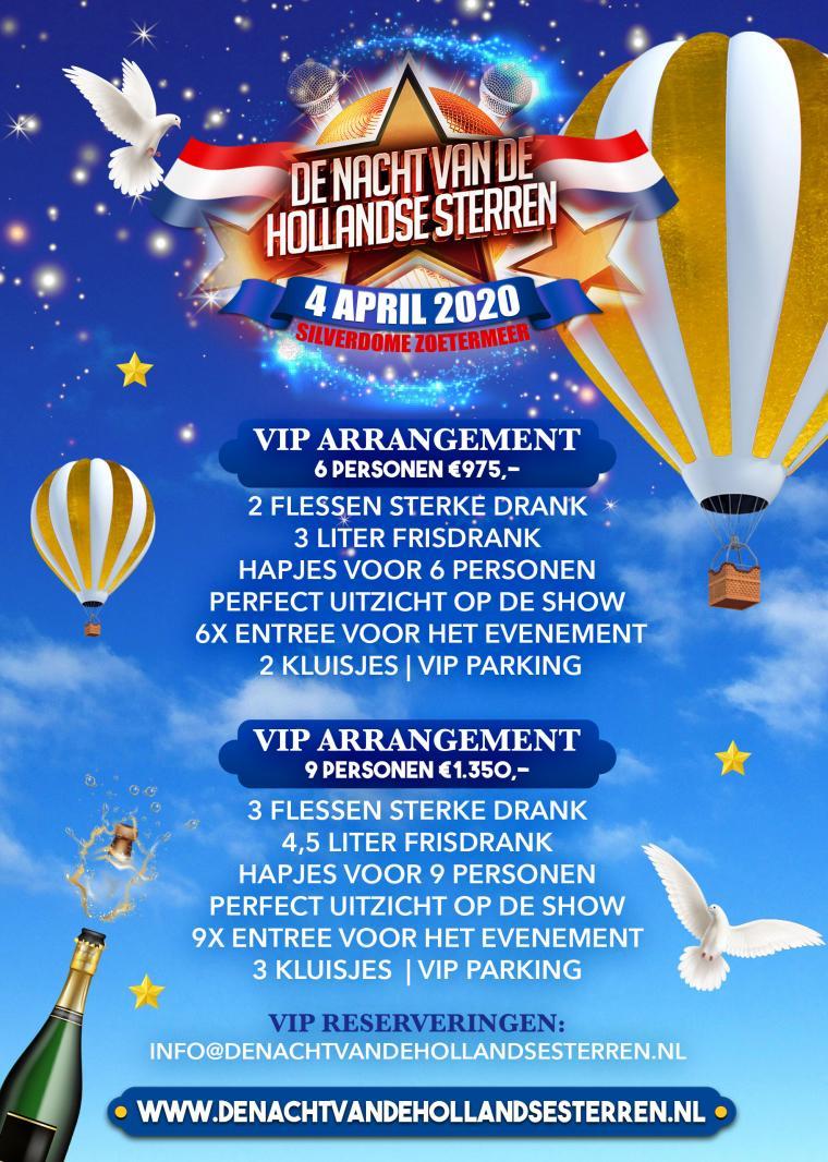 VIP Flyer
